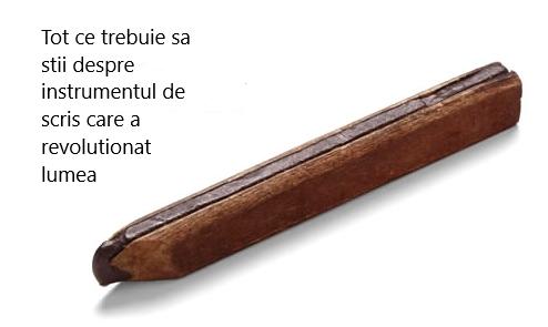 Tot ce trebuie sa stii despre instrumentul de scris care a revolutionat lumea