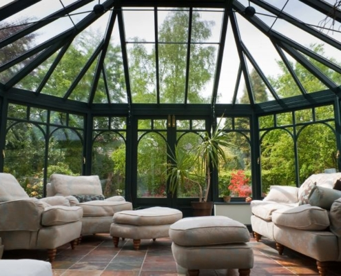 Top 5 beneficiile ale unui SUNROOM (camera insorita)